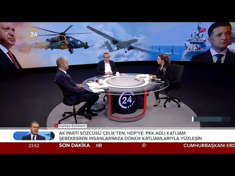 """Beyza Hakan ile """"Kayıtdışı"""" / Yeni Tip Küresel Lider Türkiye – 24 04 2021"""