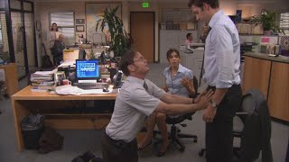The Office except it's in the wrong context