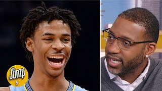 Ja Morant will be an NBA MVP someday - Tracy McGrady | The Jump