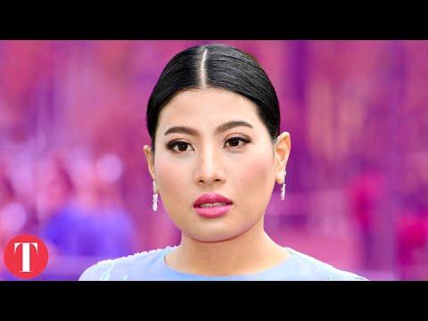 Дизајнира облека, компонира музика -  раскошниот живот на принцезата од Тајланд?