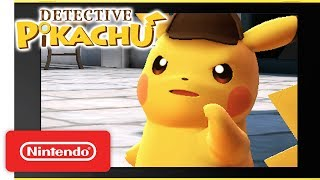 Detective Pikachu: Get Ready to Crack the Case! - Nintendo 3DS