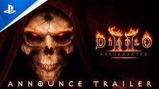 Diablo 2: resurrected :  bande-annonce