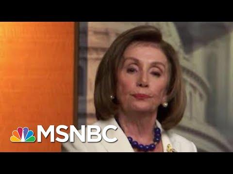 Joe Biden, Nancy Pelosi Rebuke Criticisms In Public Confrontations | MTP Daily | MSNBC