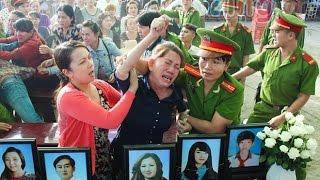 Phiên tòa xét xử lần 2 vụ án 6 người ở Bình Phước: Nguyễn Hải Dương xin được