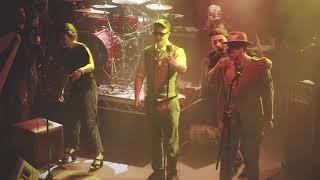"Live - Dutty Moonshine Big Band - ""Stick Up""/""Stick Up Remix"" live from Bristol, SWX 2018"