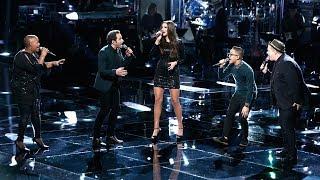 The Voice 2015 -- Team Adam  'Diamonds'