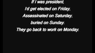 Wyclef Jean - If I was president