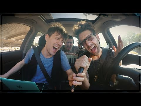 BELIEVER - Imagine Dragons - CAR STYLE - KHS & Will Champlin Cover