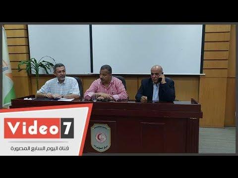 لجنة الصحة بالبرلمان تواصل متابعتها لمستشفيات الإسكندرية
