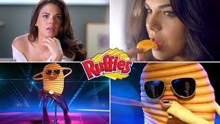 The Best Ruffles Potato Chips Funny Commercials