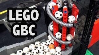 LEGO Great Ball Contraption at BrickFair Virginia 2018