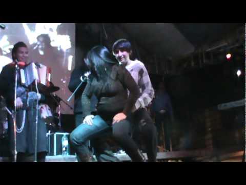 show con los chicos de barrio en Sain Alto, teatro del puebo 17/01/12