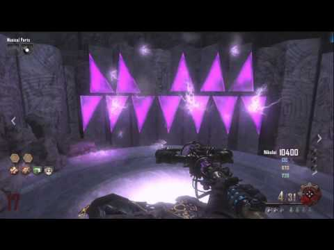 Black Ops 2 Zombies Origins Easter Egg - Completing The Riddles - Samantha's Storyline - Blue Orbs - Smashpipe Games