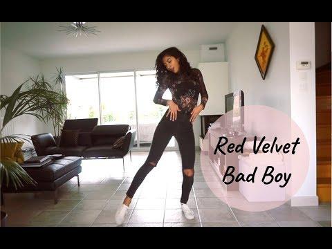 Red Velvet (레드벨벳) Bad Boy (배드보이) - dance cover
