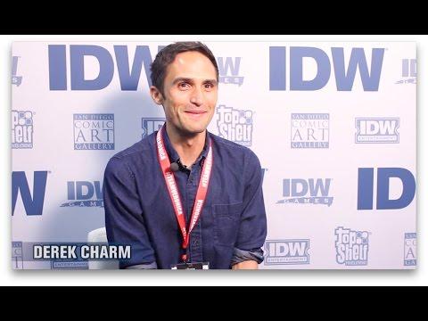 IDW Creators - Derek Charm