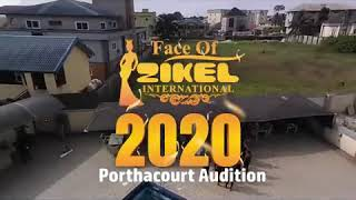 Face of zikel port harcourt audition 2020