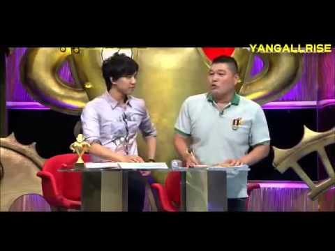 Se7en And Eunhyuk Dance (Strong Heart) - Seven And Eight