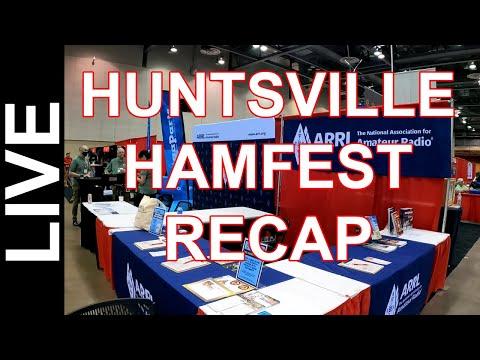 Ham Radio Hamfest - 2021 Huntsville Recap