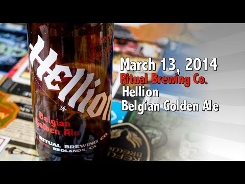 March 13 : Hellion : Ritual Brewing Co