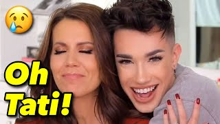 I'M PSYCHIC! Tati Westbrook says #ByeSister to her #JamesCharles drama video - Like I predicted!