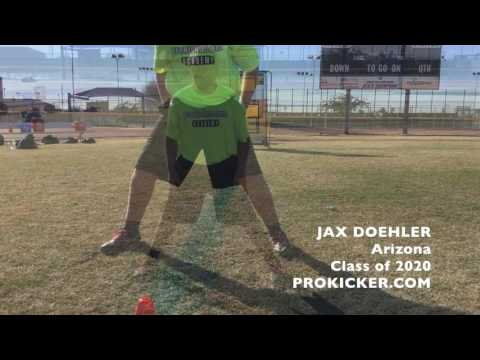 Jax Doehler, Long Snapper, Class of 2020