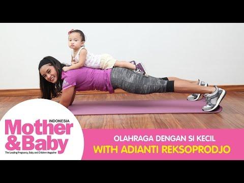 Tutorial Gerakan Senam Bersama Bayi