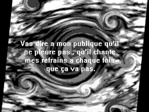 Accroche toi à mes ailes - soprano paroles