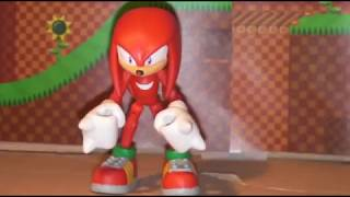 Sonic The Hedgehog Stop Motion