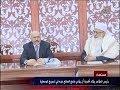الرئيس السابق يلتقي بالخطباء والمرشدين في جامع الصالح بصنعاء