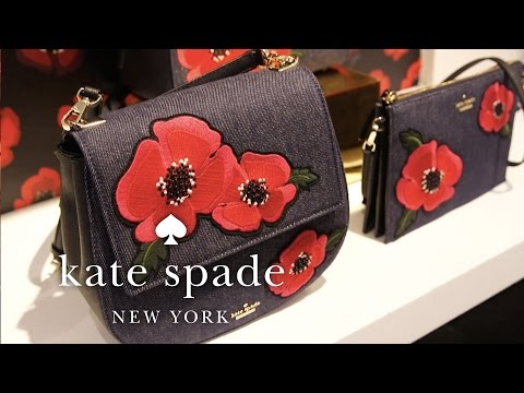 brit + co presents: a behind the scenes look at new york fashion week | kate spade new york