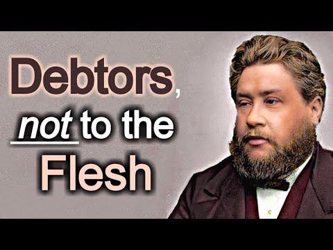 The Christian: A Debtor - Charles Spurgeon Sermon