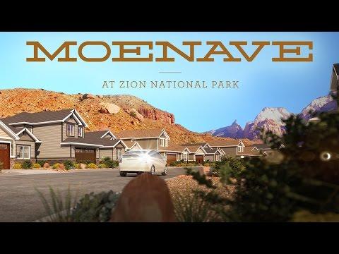 Moenave - at Zion National Park - Virtual Tour Architectural Animation