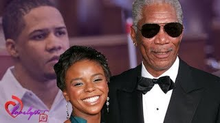"""Lamar Davenport's Mother Blames Morgan Freeman For His Granddaughter's Death """"you m0lested her!""""  👀"""