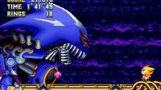 Sonic Mania: Super Plus Hyper Edition | Sonic Mania PLUS Mods ❄️ Gameplay