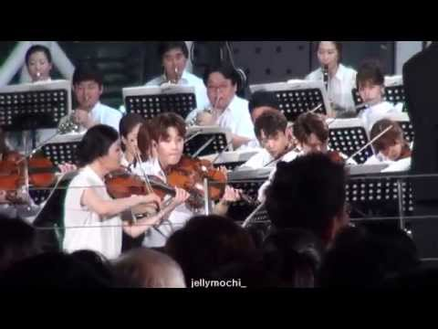 [fancam]150719 언제나칸타레 final concert 캐리비안의 해적ost