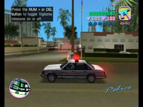 How to download and install gta vice city + crack + sounds.
