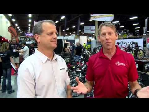 Interbike 2015 - Pat Hus on Universal Sports Network