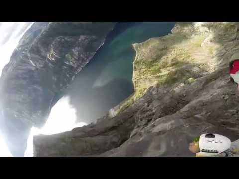 wheelchair man skydiving