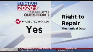 Mass. Voters Approve Right To Repair Question, Reject Ranked Choice Voting