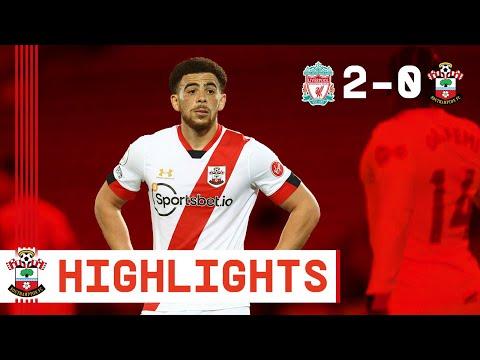 90-SECOND HIGHLIGHTS: Liverpool 2-0 Southampton | Premier League