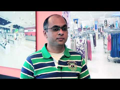 Sandeep Saligram about Grottini Advanced Retail World.