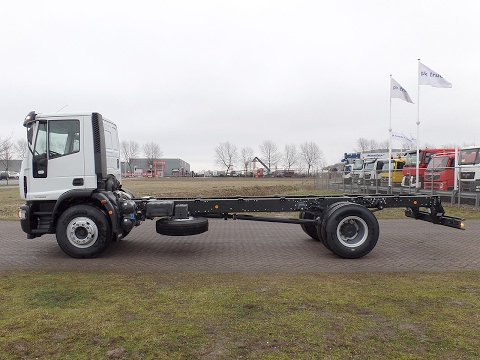iv3887 - Iveco ML170E22H 4x2 chassis cabin - NEW