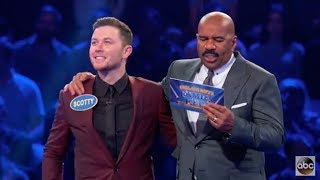 Booyah, Scotty McCreery – Celebrity Family Feud