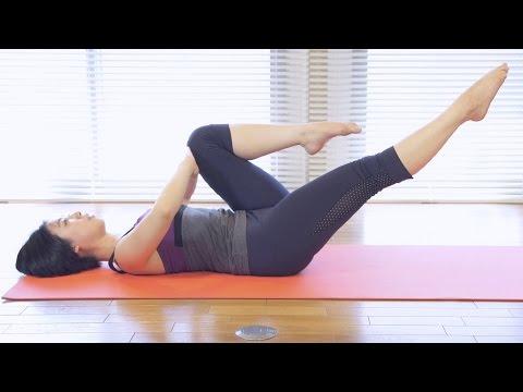 「ピラティス Level.2 (練習) 」 Yogalog