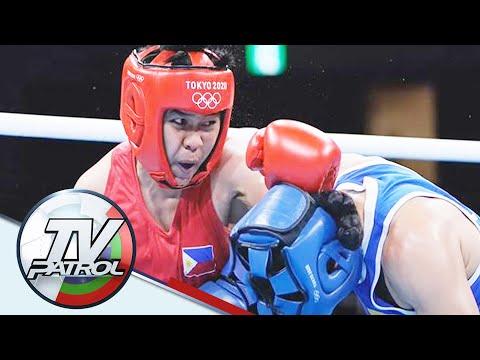 Pinay boxer Nesthy Petecio mag-uuwi ng ika-2 Olympic medal ng Pilipinas   TV Patrol