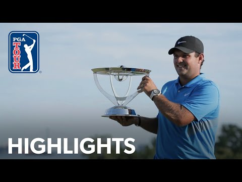 Patrick Reed's winning highlights from THE NORTHERN TRUST