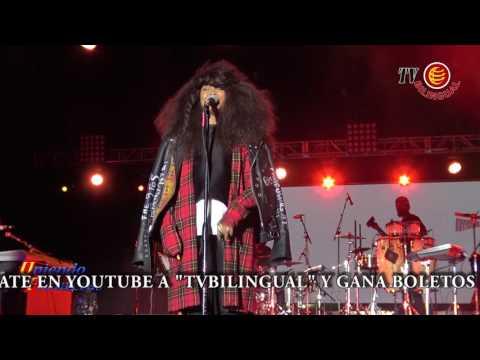 Erykah Badu: whole Live Concert at Gasparilla Music Festival 2016, Tampa, FL - UNIENDO FRONTERAS 31