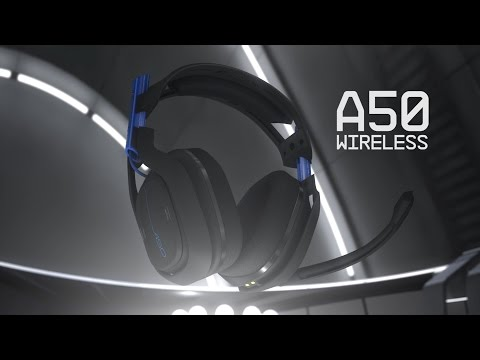 A50 Wireless Headset + Base Station | ASTRO GAMING