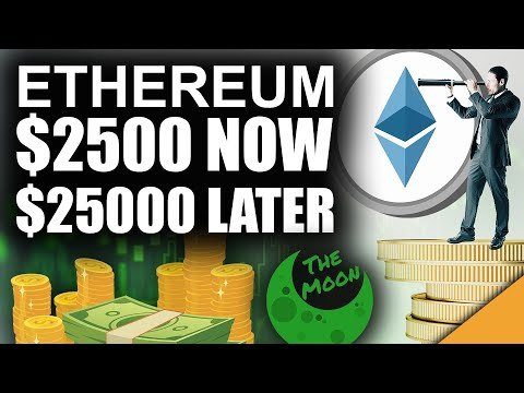 Ethereum ,500 NOW (Strongest Case For ,000 ETH)