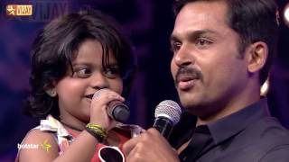 Actor Karthi Vs Tanushree